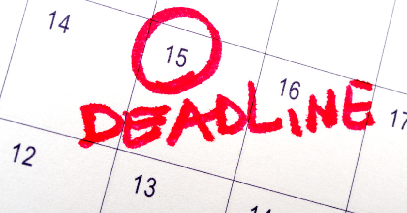 self-employed tax filing deadline